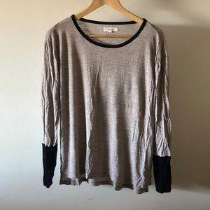 Madewell Long Sleeve T Shirt